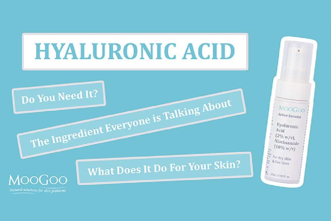Hyaluronic Acid: What it is and why we love it