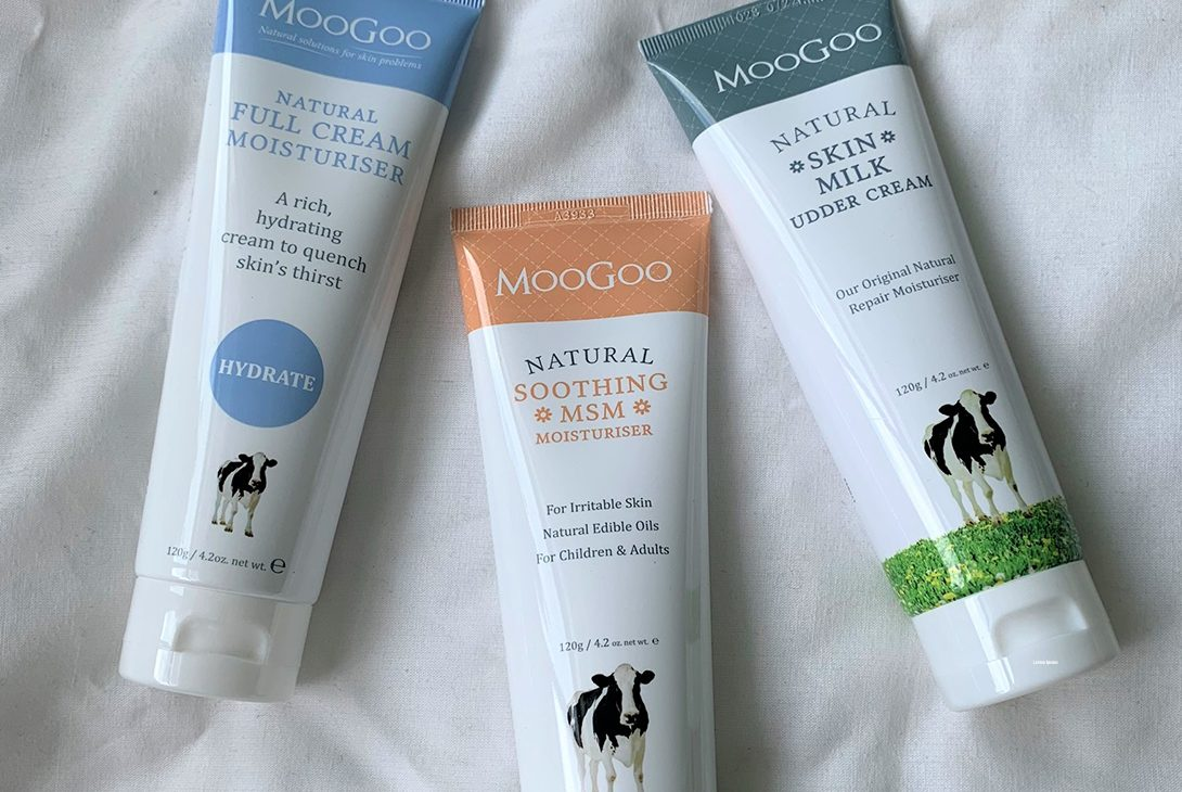 Which MooGoo Moisturiser is right for me?