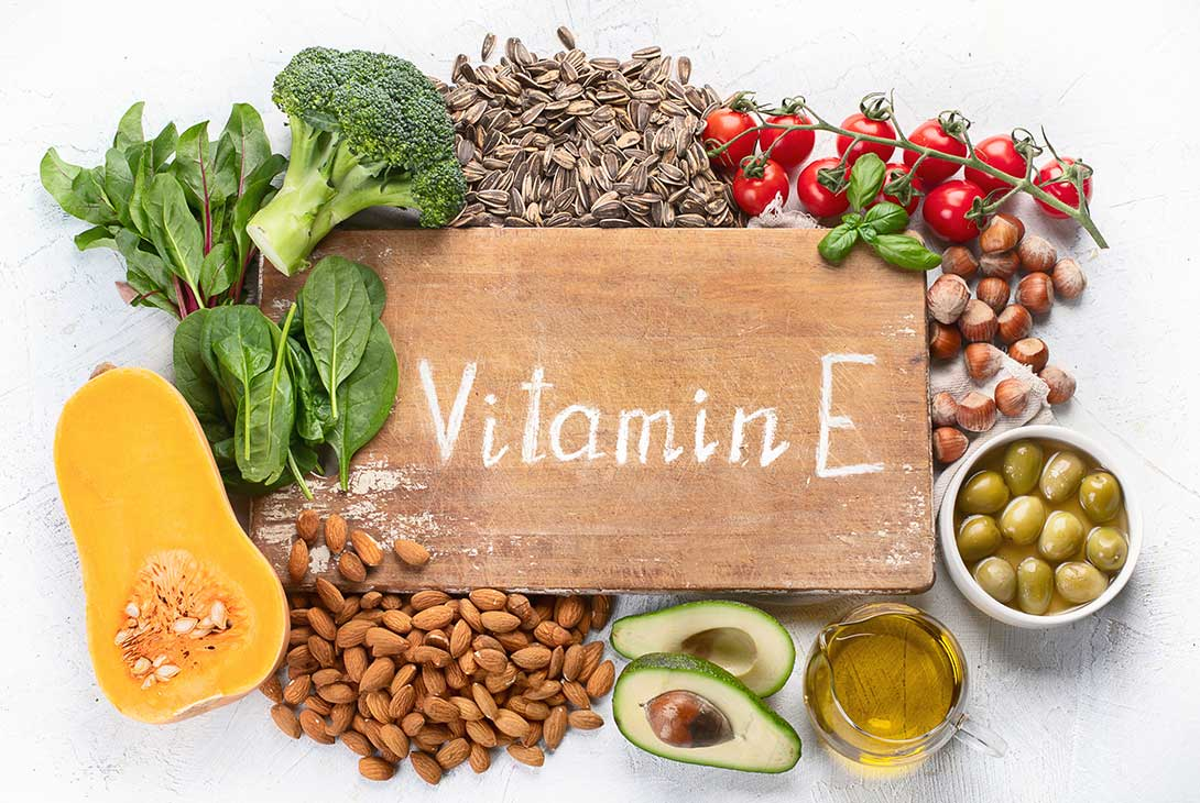 Why we use Natural Vitamin E so much