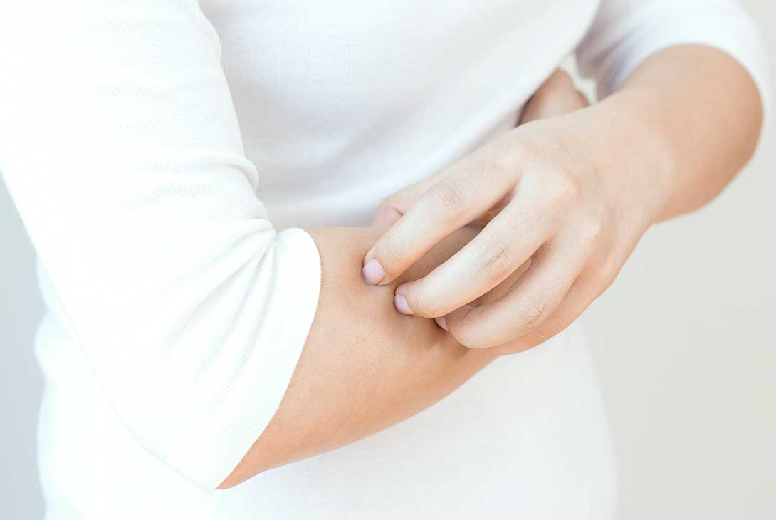 What makes your sensitive skin worse?